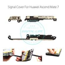 Voor Huawei Ascend Mate 7 Moeder Logic Board + Antenne + USB Opladen Dock Sheild Cover Bracket Vervanging Reparatie Reserveonderdelen onderdelen