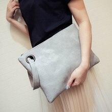 New Luxury Women Envelope Clutch Bag Leather Handbag Designer Girls Bag High Quality Messenger Bag Famous Brand Ladies Hand Bag