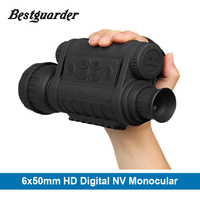 WG 50 HD 5MP 720P Infrared Night Vision Riflescope Scope Hunting Digital IR Night Vision Monocular