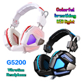 2017 For LOL With CD DriverVedio Game Headphone Wired Headset Headband with Microphone for Sony PS4 and PC ANT-IN and Full-Sized