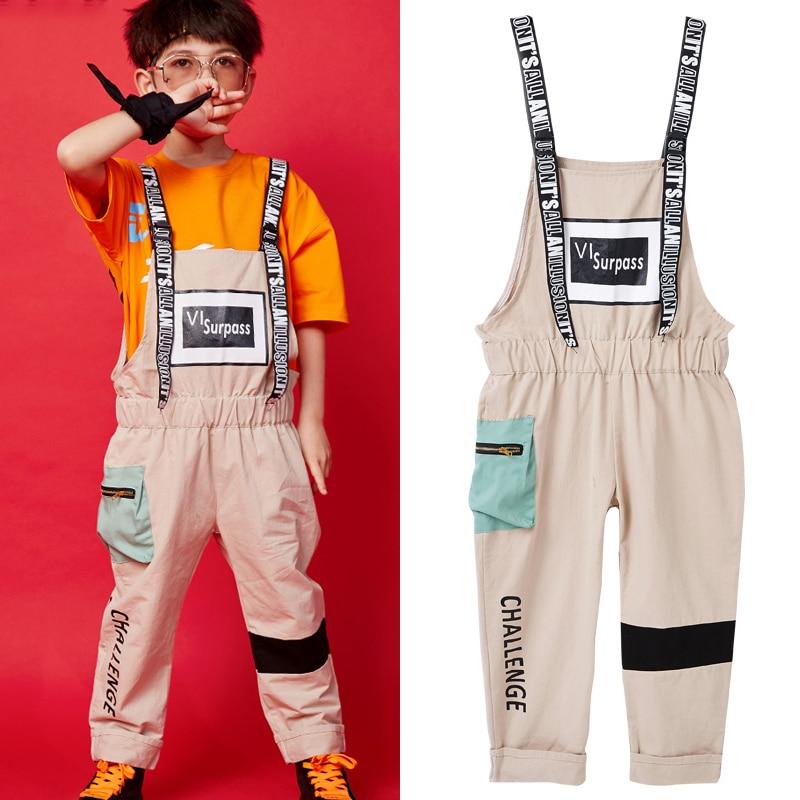 Garçons Ropa Hip Hop vêtements enfants danse Costumes pour enfants garçons Jazz rue danse vêtements scène exécuter enfants Costume BL1401
