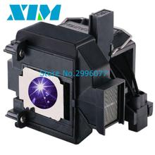 Wysokiej jakości V13H010L69 ELPLP69 lampa projektora do EPSON EH TW8000/EH W9000/EH TW9000W/EH TW9100/EH TW8100/EH TW8200/EH TW9200/