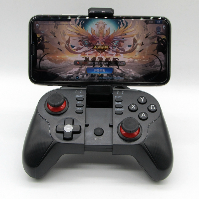 Bluetooth Android Gamepad Wireless Joystick Controller For Iphone For PC Smart TV Mini Gaming Gamepads Joypad
