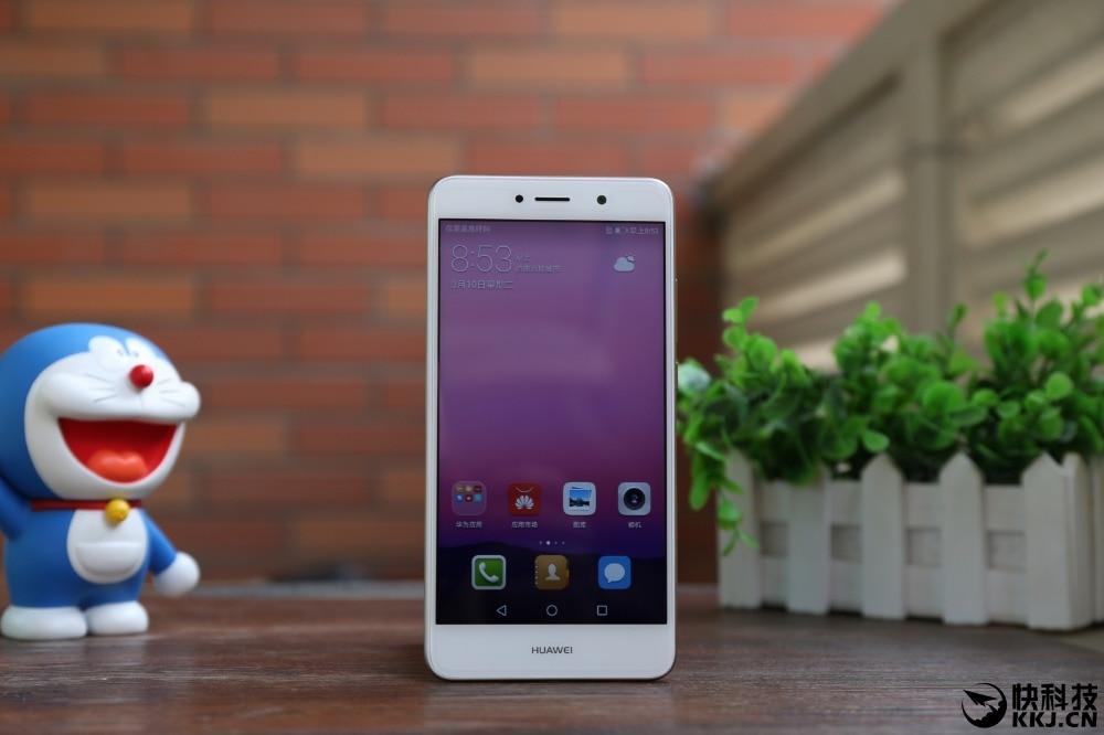 "Международная прошивка HuaWei Enjoy 7 PLus Y7 Prime 4G LTE сотовый телефон Android 7,0 1280 ""ips 5,5X720 4G B оперативная память 6 4G B Встроенная отпечатков пальцев"