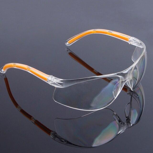 UV הגנת משקפי בטיחות עבודה מעבדה מעבדה משקפי עין Glasse משקפיים
