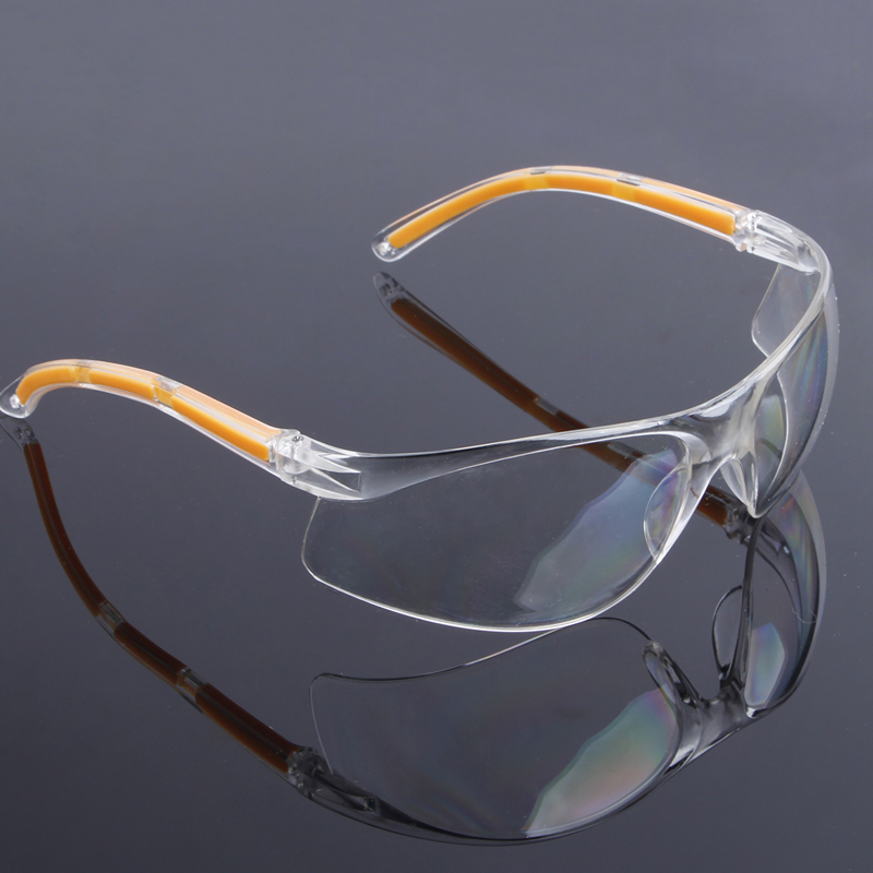 UV Protection Safety Goggles Work Lab Laboratory Eyewear Eye Glasse Spectacles-in Safety Goggles from Security & Protection