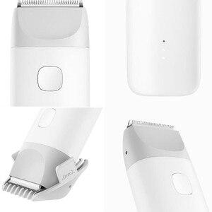 Image 5 - Xiaomi Mitu Điện Trẻ Tóc Trắng Gốm Cắt Đầu Tiếng Ồn Thấp Chuyên Nghiệp IPX7 Chống Nước Trẻ Em Tóc Clipp