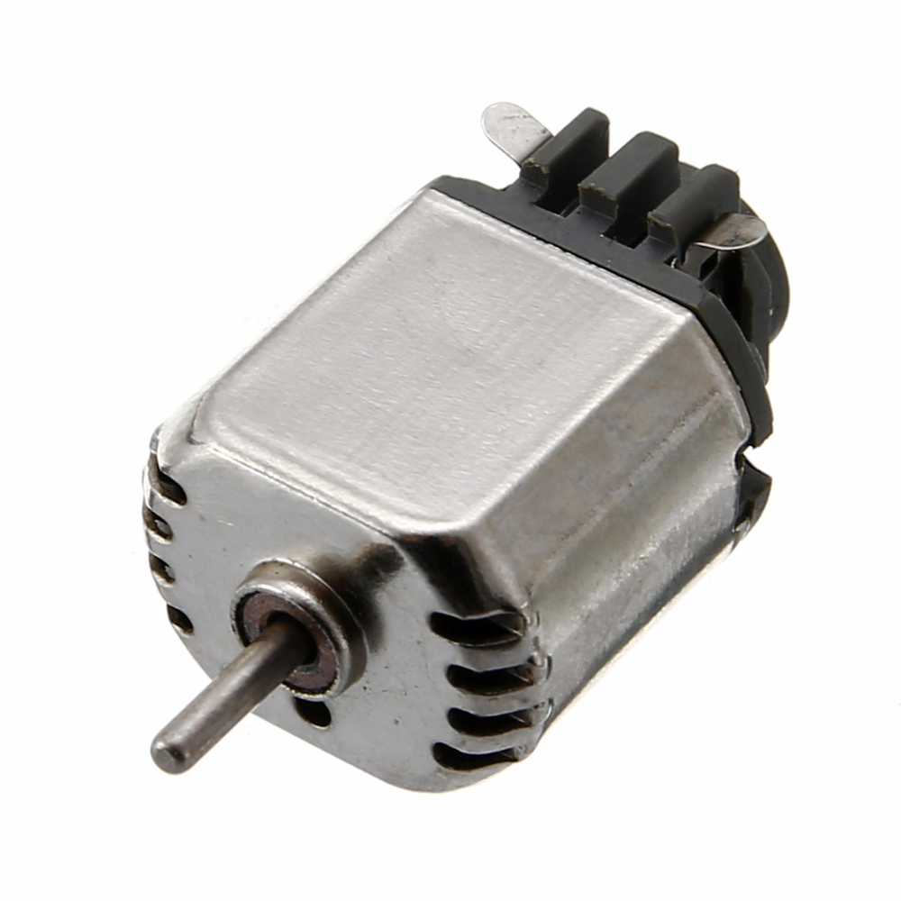 DC3V 36800RPM Carbon Brush Motor Mini High Speed Strong Magnetic 130 Motors For Toy Car