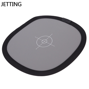 """Image 4 - Pu New 12 """" Inch 30cm 18% unfoldable Gray Card Reflector White Balance Double Face Focusing Board With Carry Bag"""