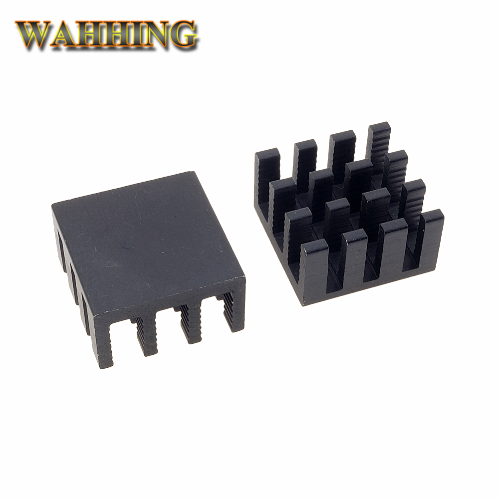 14x14x8mm HY1274 Aluminum Heat sink