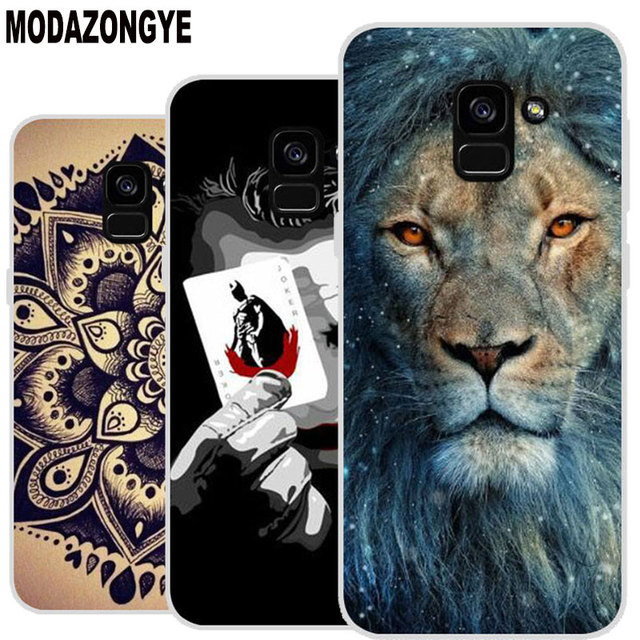 timeless design 3a7c4 7cafb US $2.39 20% OFF|For Samsung Galaxy A8+ (2018) SM A730F A730F/DS Case Soft  Tpu Back Cover Phone Case For Samsung Galaxy A8 Plus Case Silicone-in ...