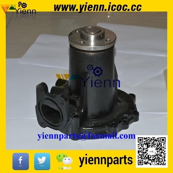 hino j08c j08ct jo8e water pump 16100 4290 for kobelco sk350 8 sk330 rh aliexpress com Used Hino Engines Hino Diesel Engine Parts