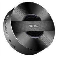 New Arrival Speaker Wireless Stereo Mini Bluetooth Speaker KELING A5 Portable Wireless Speaker Support 32GB TF