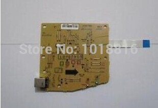 Free shipping 100% test  for HP P1005/1007 Formatter Board RM1-4607-000  RM1-4607 printer parts on sale free shipping 100% test original for hp4345mfp power supply board rm1 1014 060 rm1 1014 220v rm1 1013 050 rm1 1013 110v