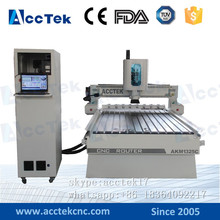 High precision cnc machine woodworking, cnc router woodworking, automatic tool change spindle