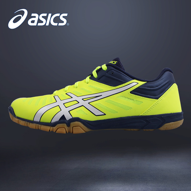 2018 New Asics Attack Excounter 2 Table Tennis Shoes Zapatillas Deportivas  Mujer Masculino Women And Mensport Sneaker 2229cb1c6ffff