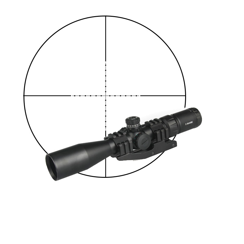PPT  Tactical 3-9X40BE Rifle Scope For Hunting of Airsoft  OS1-0247PPT  Tactical 3-9X40BE Rifle Scope For Hunting of Airsoft  OS1-0247