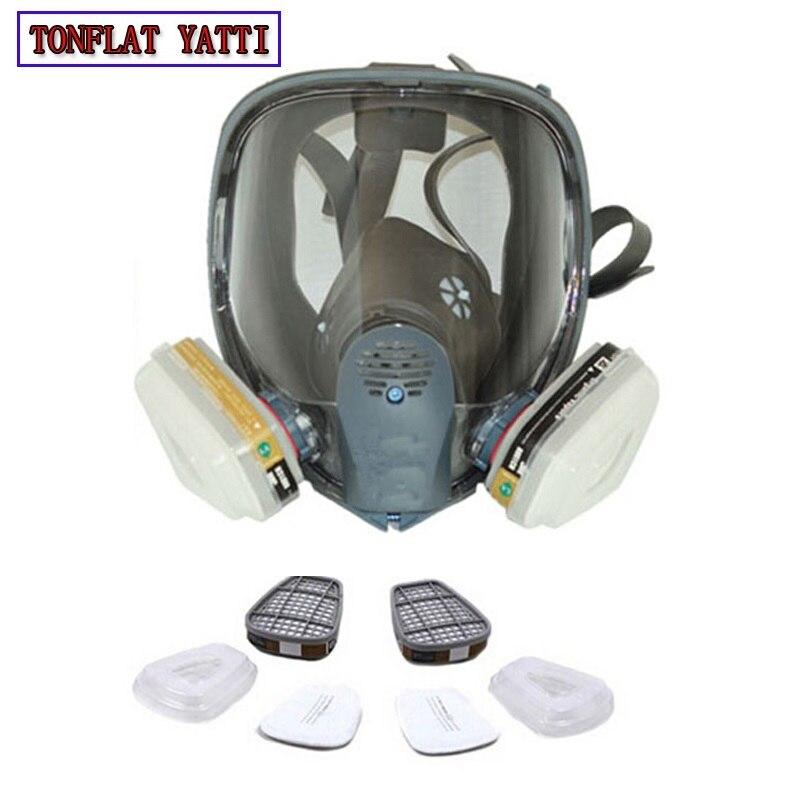 Back To Search Resultssecurity & Protection 7502 17tc Respirator Half Facepiece Reusable Respirator Mask Ammonia Methylamine Organic Vapor Cartridges Filters