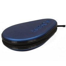 Professional Table Tennis Hard Case PU Waterproof Gourd Table Tennis Racket Bag Table Tennis Accessories