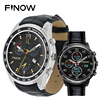 Finow Q7 plus smart watch Men Women Android 5.1 32GB TF card with 0.3MP Camera Electronics 3G Wifi BT 4.0 for Android Smartwatch