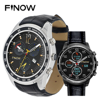 Finow Q7 Plus Smart Watch Men Women Android 5 1 32GB TF Card With 0 3MP