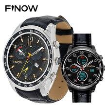 Ограниченное предложение Finow Q7 плюс Smart Watch Для мужчин Для женщин Android 5.1 32 ГБ TF карты с 0.3mp Камера электроники 3G WIFI BT 4.0 для Android SmartWatch
