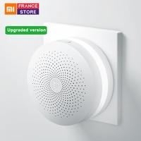 Глобальный Xiaomi Mijia умный дом Многофункциональный шлюз Модернизированный WiFi датчик температуры движения датчик двери умный пульт дистанцио...