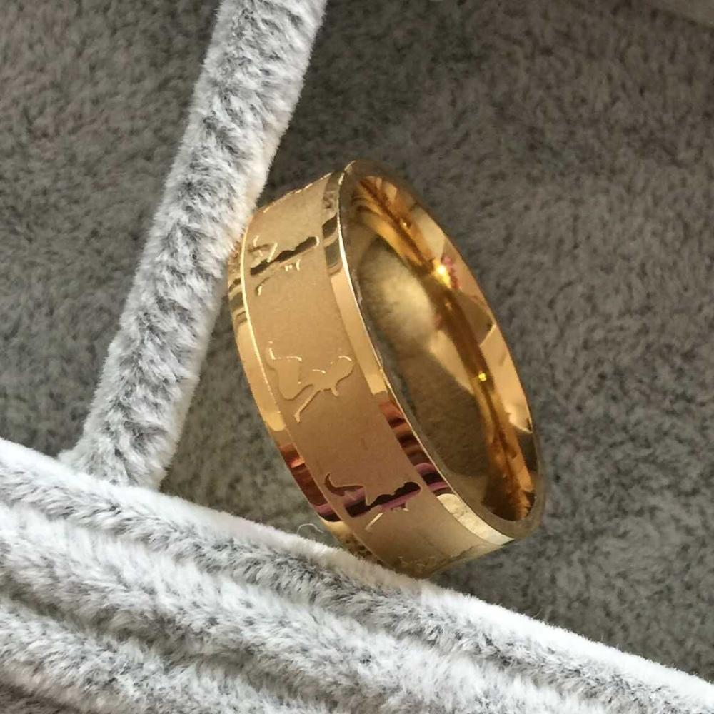b ie UTF8&node sports wedding bands Standard Comfort Fit Platinum Gold Wedding Band 6mm