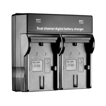 цена на SANGER LP-E6 LP-E6N Dual Channel Digital Battery Charger for Canon EOS 5DS R 5D Mark II Mark III 6D 7D 80D 60D 80D 70D Camera
