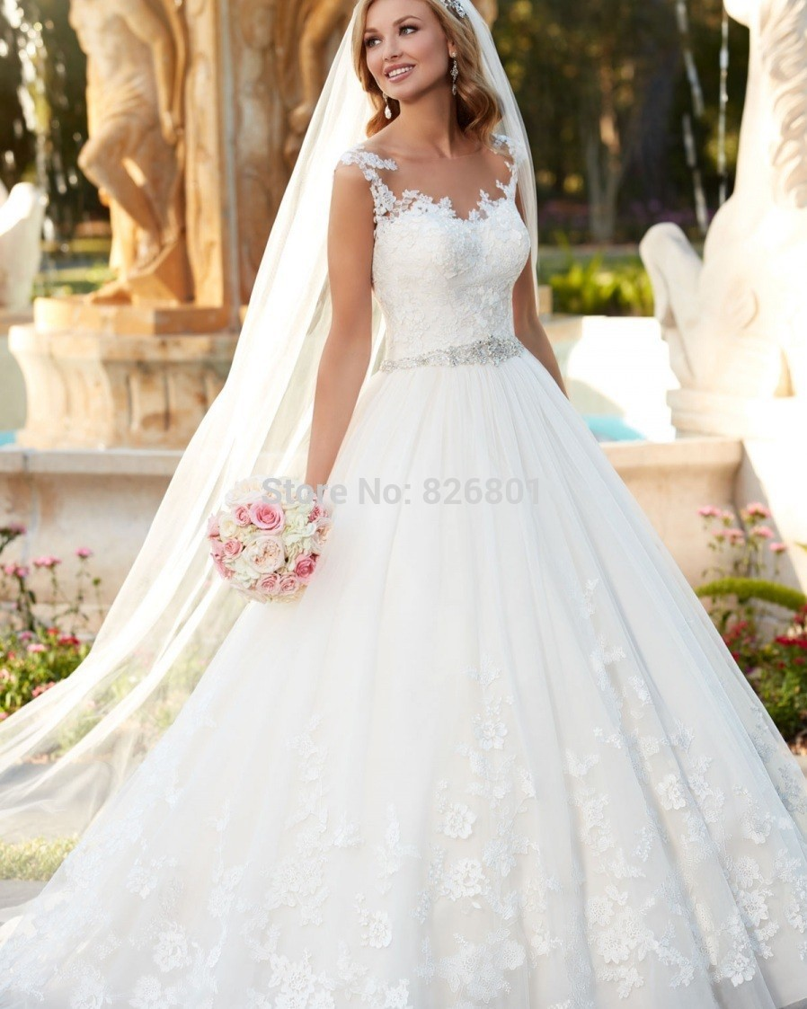 Online buy wholesale rustic lace wedding dresses from for Lace rustic wedding dresses