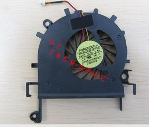 Genuíno novo frete grátis ventilador de refrigeração portátil para acer e732 e732g e732z e732zg dfs531305m30t 3 pinos ventilador