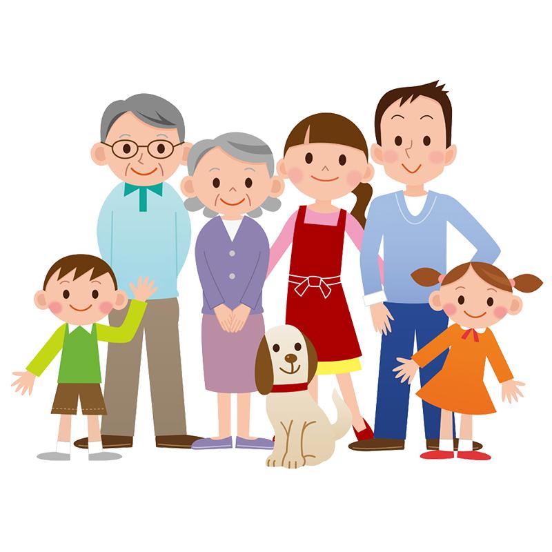 980 Gambar Kartun Lucu Keluarga Terbaru