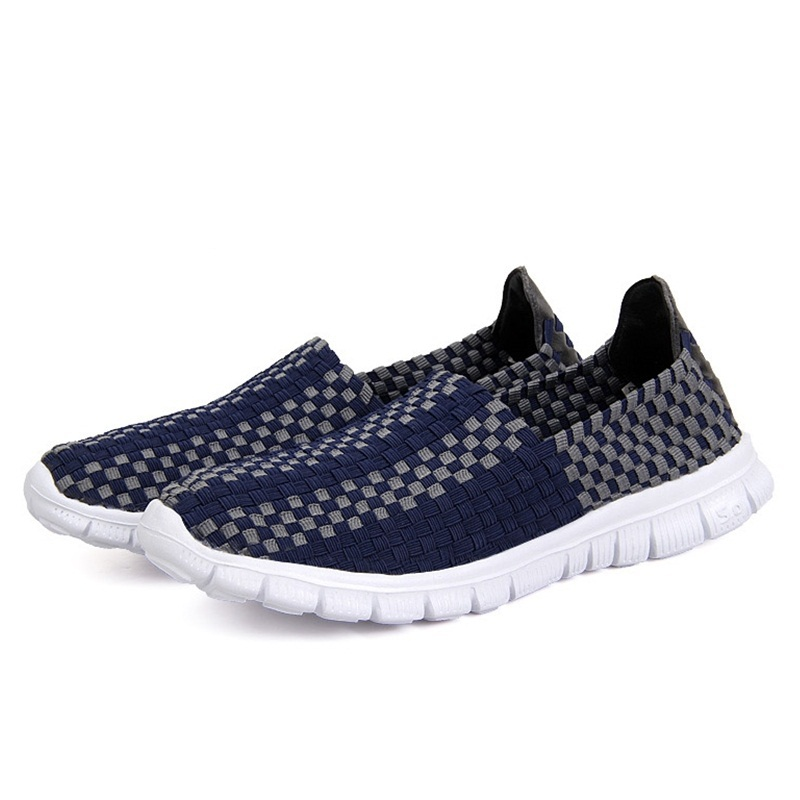 4000512591356 Handmade walking shoes for men women comfortable couple outdoor shoes  summer breathable walking shoes B838-in Walking Shoes from Sports    Entertainment on ...