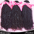 7A Mongolian Kinky Curly Hair 3 Bundle FaceBeauty Hair Mongolian Afro Kinky Curly Virgin Hair Unprocessed Curly Weave Human Hair