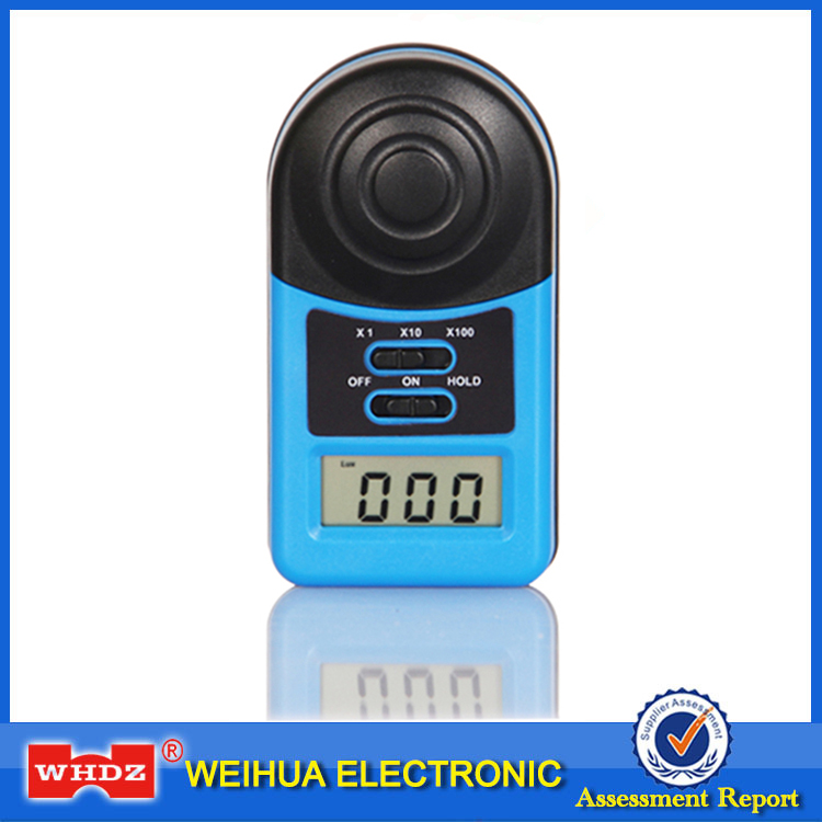 Exclusive! WHDZ 2017 New Digital 200,000 Lux Meter LX1010A illuminometer Photometer Luxmeter Light Meter Luminometer Mini free shipping digita 200 000 lux tester meter 4 range lcd digital light meter luxmeter tester luminometer photometer