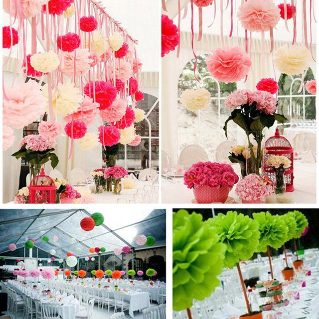 Online shop wedding decorations multicolor handwork paper flower image junglespirit Choice Image