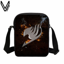 Anime Fairy Tail Mini Messenger Bag