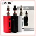 100% Original SMOK Nano Um Kits com 80 W R-Vapor Mini TC Caixa de Mod e Nano TFV4 Tanque 2.0 ml Smok Eletrônico cigarro