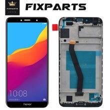 """מקורי 5.7 """"תצוגת עבור Huawei Honor 7C LCD AUM L41 תצוגת מגע מסך Digitizer ATU LX1 / L21 עבור Huawei 7A פרו AUM L29מסכי LCD לטלפון נייד"""
