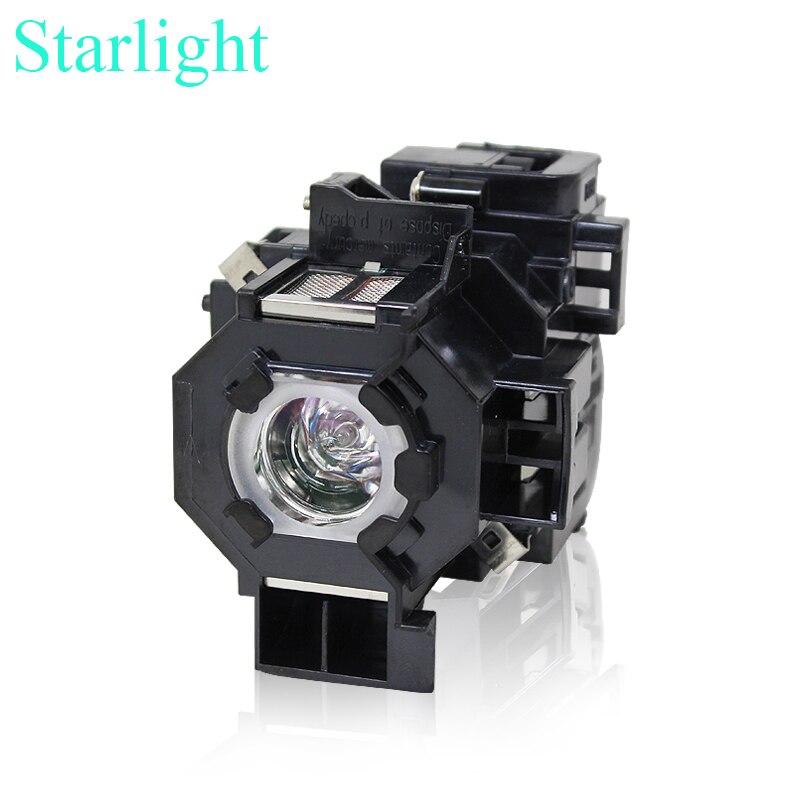 Starlight lampe compatible pour ELPLP42 V13H010L42 pour Epson EB-410W EMP-280 H281B H330B H330C H371A projecteur lampe ampoule