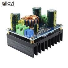 600W DC-DC Регулируемый повышающий преобразователь постоянного тока с 8 V-60 V-12 V-80 V 12A Питание доска повышающий Напряжение модуль