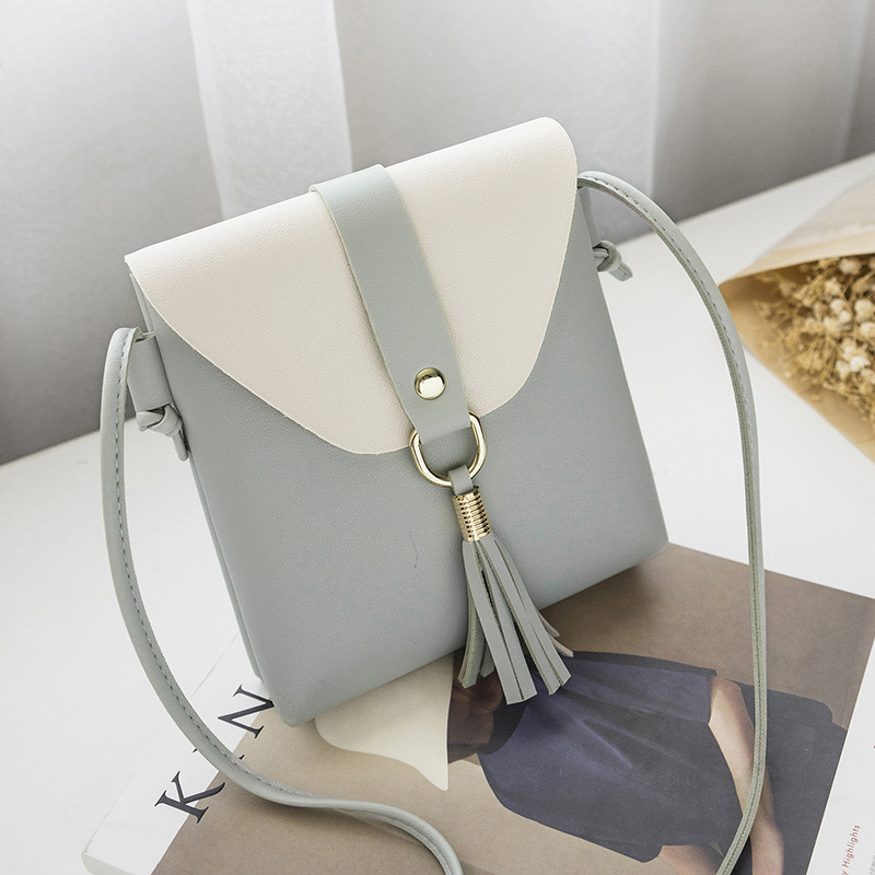 Single Shoulder Package Woman Package 2018 New Pattern Mobile Phone Message Make Up Mini Packet Gift For Grils Handbag