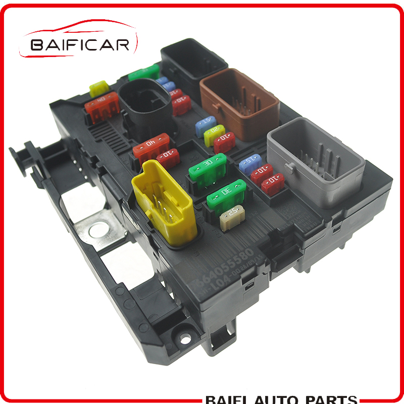 Brand New Genuine Fuse Box Unit Assembly BSM LO4 L11 6500FH 9664055780 9664055580 For Peugeot 107