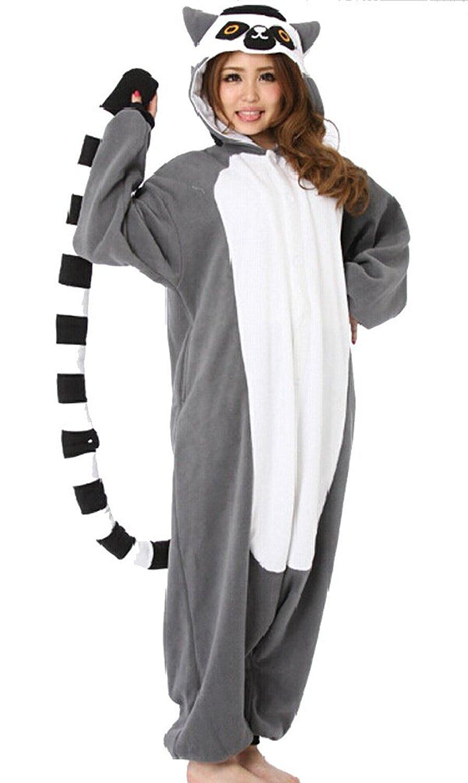 lemur pajamas1