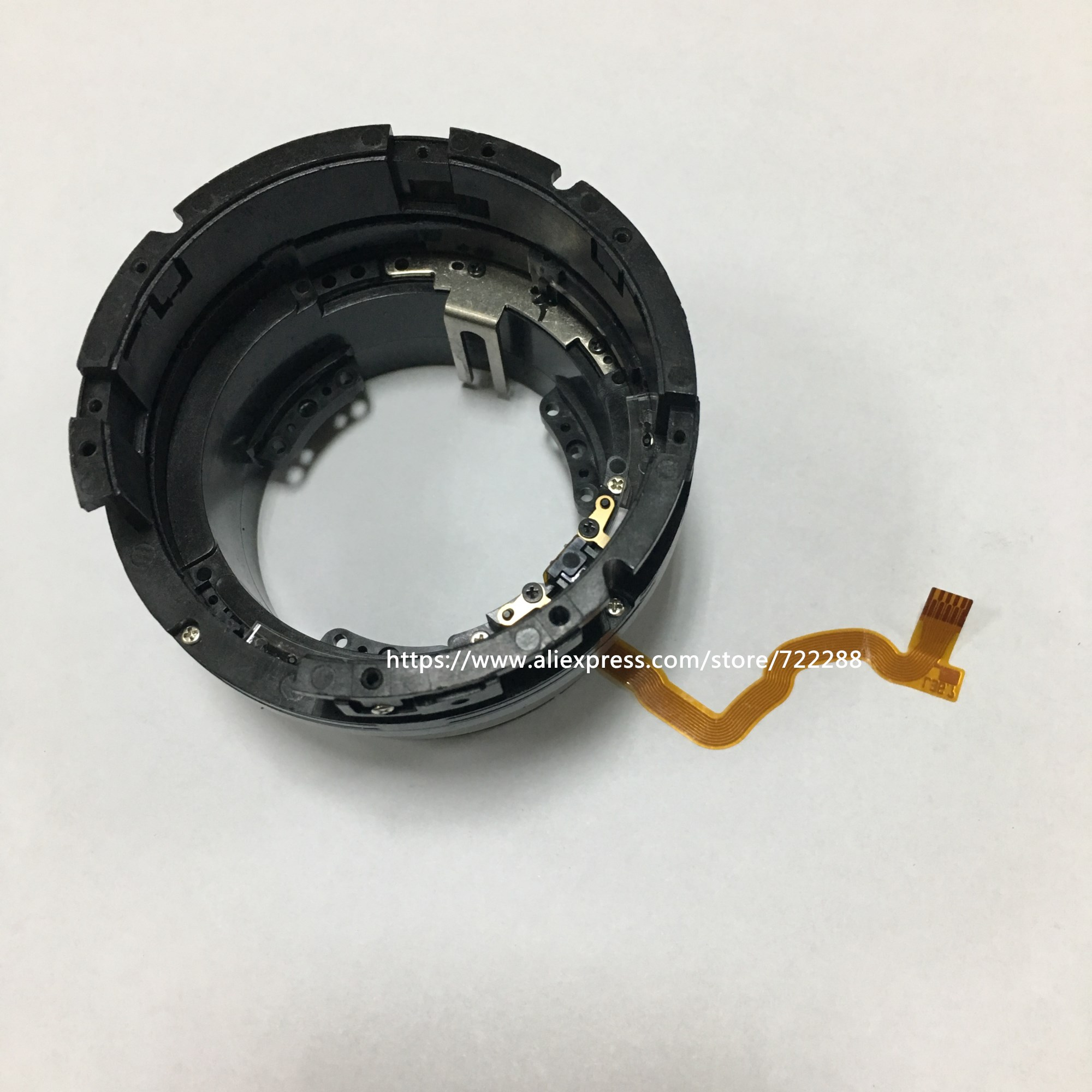 Image 3 - Repair Part For Canon EF 85mm F/1.8 USM Lens Focusing Assy AF Focus Motor Unit YG2 0057 009-in Electronics Stocks from Electronic Components & Supplies