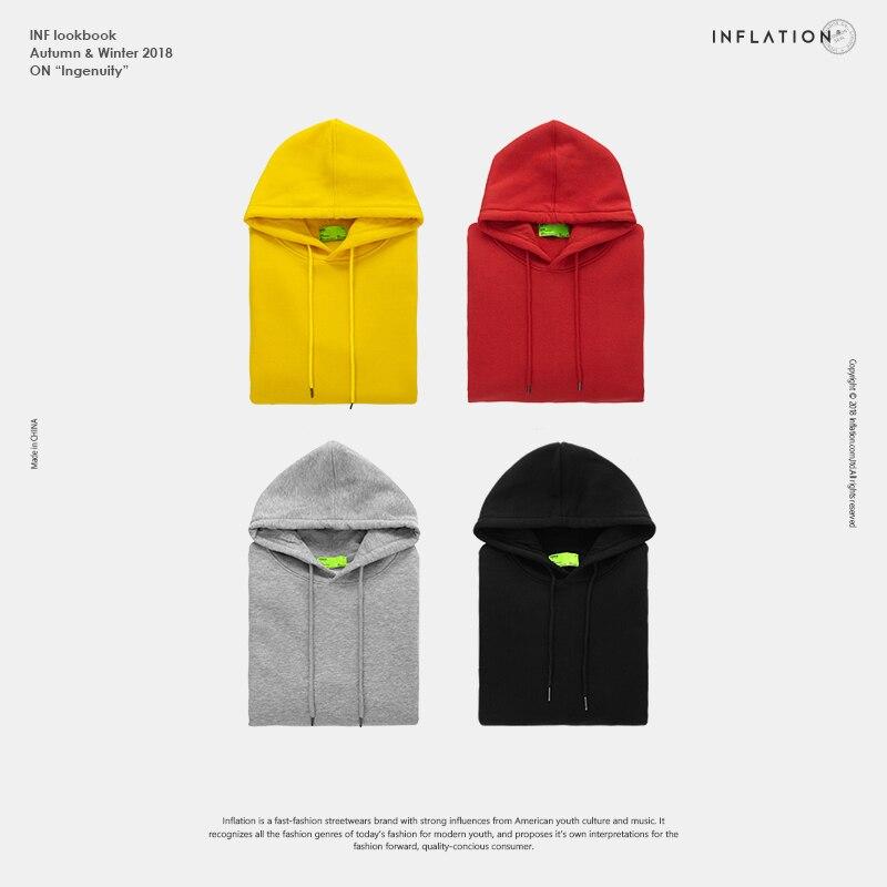 8944 Hombre Marca 2018 Black yellow Sudaderas Color Larga De Moda Sólido W  Pcs Con Pcs red Manga Calle La Hop 6 Capucha ... 978c2dc5d265