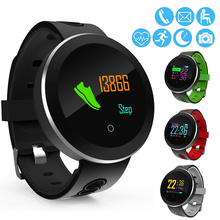Q8 Pro Smartwatch Fitness Tracker Tempered Glass Smart Watch IP68 Waterproof Heart Rate Monitor Smart Bracelet цена в Москве и Питере