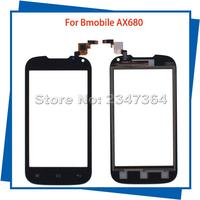 For Bmobile AX680 680 4inch Touch Screen 100% Guarantee Mobile Phone Touch Panel High Quality Digitizer Assembly Free Tools