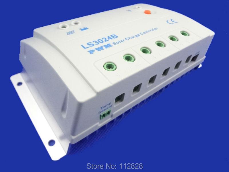 Epsolar Solar regulator 30A 12V 24V solar charge controller 50V LS2024B epsolar solar regulator 10a 12v 24v with remote meter mt50 solar charge controller 50v ls1024b