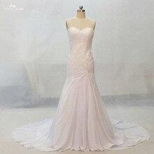 yiaibridal LZ160 Alibaba Sweetheart A Line Wedding Dress